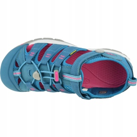 Sandały Keen Newport H2 Jr 1020362 niebieskie 2