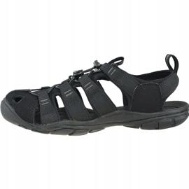 Sandały Keen Wm's Clearwater Cnx W 1020662 czarne 1
