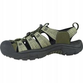 Sandały Keen Newport H2 M 1022250 zielone 1