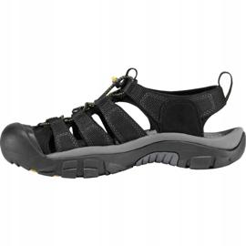 Sandały Keen Newport H2 M 1001907 czarne 1