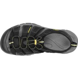 Sandały Keen Newport H2 M 1001907 czarne 2