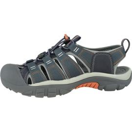 Sandały Keen Newport H2 M 1001931 szare 1