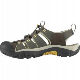 Sandały Keen Newport H2 M 1008399 brązowe 1