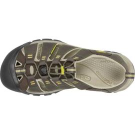 Sandały Keen Newport H2 M 1008399 brązowe 2