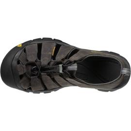 Sandały Keen Newport M 1010122 szare 2