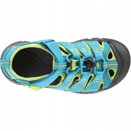 Sandały Keen Newport H2 Jr 1012314 niebieskie 2