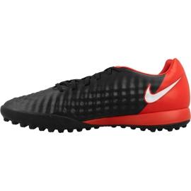 Buty piłkarskie Nike MagistaX Onda Ii Tf M wielokolorowe czarne 1