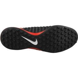 Buty piłkarskie Nike MagistaX Onda Ii Tf M wielokolorowe czarne 2