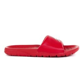 Nike Jordan Klapki Jordan Break Slide Gs W CD5472-602 czerwone 3