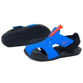 Buty Nike Sunray Protect 2 Jr 943827-400 niebieskie 1
