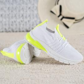Bella Paris Ażurowe Sneakersy białe 3