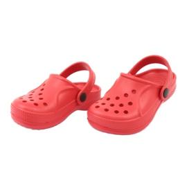 Befado Crocs obuwie dziecięce czerwony 159X005 czerwone 5