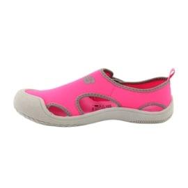 Sandały New Balance Sandal K K2013PKG czarne czerwone różowe szare 1