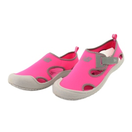Sandały New Balance Sandal K K2013PKG czarne czerwone różowe szare 2