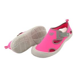Sandały New Balance Sandal K K2013PKG czarne czerwone różowe szare 3