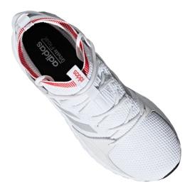 Buty adidas Questarstrike Mid M G25775 białe czerwone szare 5
