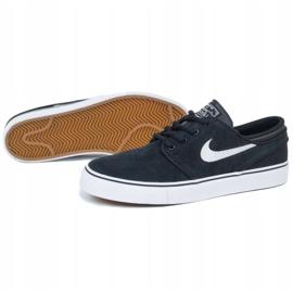 Buty Nike Stefan Janoski W 525104-021 czarne 1