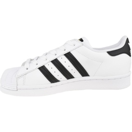 Buty adidas Superstar Jr FU7712 białe 1