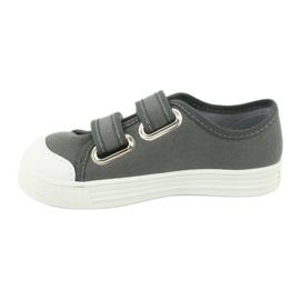 Befado obuwie dziecięce 440X014 szare 2