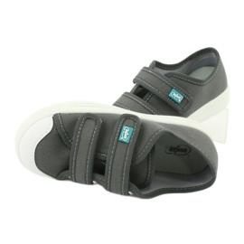 Befado obuwie dziecięce 440X014 szare 5