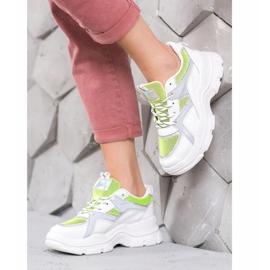 Sweet Shoes Wiązane Sneakersy 5
