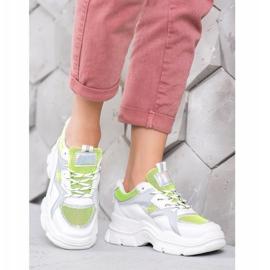 Sweet Shoes Wiązane Sneakersy 4