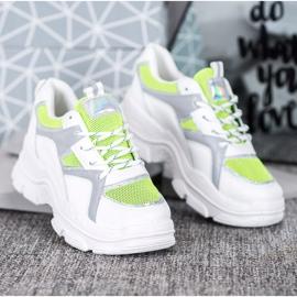 Sweet Shoes Wiązane Sneakersy 1