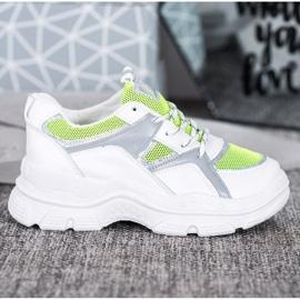 Sweet Shoes Wiązane Sneakersy 2