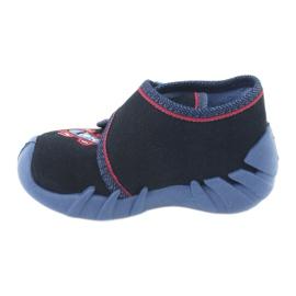 Befado obuwie dziecięce 523P011 granatowe 2