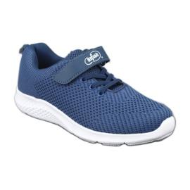 Befado obuwie dziecięce 516x047 niebieskie 2