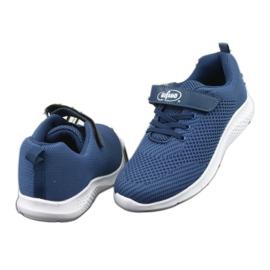 Befado obuwie dziecięce 516x047 niebieskie 5