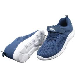 Befado obuwie dziecięce 516x047 niebieskie 6