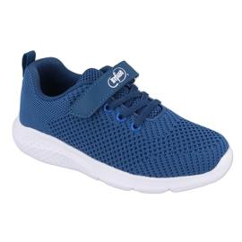 Befado obuwie dziecięce 516x047 niebieskie 1
