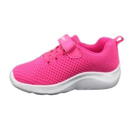 Befado obuwie dziecięce 516X044 różowe 3