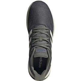 Buty biegowe adidas Runfalcon M EG8617 szare 2
