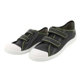 Befado obuwie młodzieżowe 124Q006 szare 3