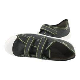 Befado obuwie młodzieżowe 124Q006 szare 5