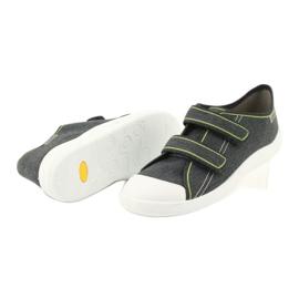 Befado obuwie młodzieżowe 124Q006 szare 4