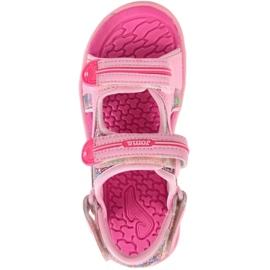 Sandały Joma S.Ocean Jr 713 różowe 1