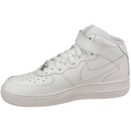 Buty Nike Air force 1 Mid W 314195-113 białe 3