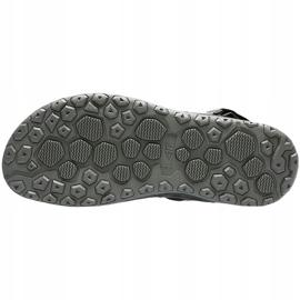 Sandały 4F M H4L20 SAM001 25S czarne 2