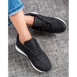 Camo Klasyczne Czarne Buty Sportowe 1