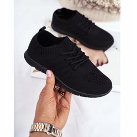 EVE Sportowe Buty Dziecięce Czarne Filip 2