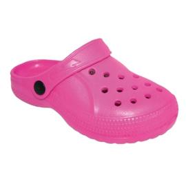 Befado obuwie dziecięce róż 159Y001 różowe 1