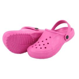 Befado obuwie dziecięce róż 159Y001 różowe 5