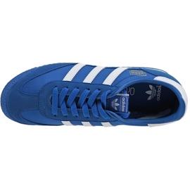 Buty adidas Dragon Og Jr BB2486 niebieskie 2