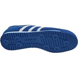 Buty adidas Dragon Og Jr BB2486 niebieskie 3