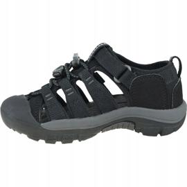 Sandały Keen Newport H2 Jr 1022824 czarne 1