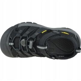 Sandały Keen Newport H2 Jr 1022824 czarne 2