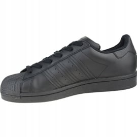 Buty adidas Superstar Jr FU7713 czarne szare 1
